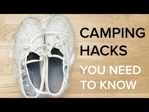 Camping Hacks You Need To Know