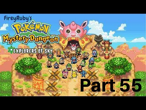 Pokemon Mystery Dungeon: Explorers of Sky Part 55 - Your Existence in this World...