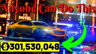 NFS HEAT SUPER EASY UNLIMITED MONEY & UNLIMITED REP In Nfs Heat!  Need For Speed Heat MONEY GLITCH