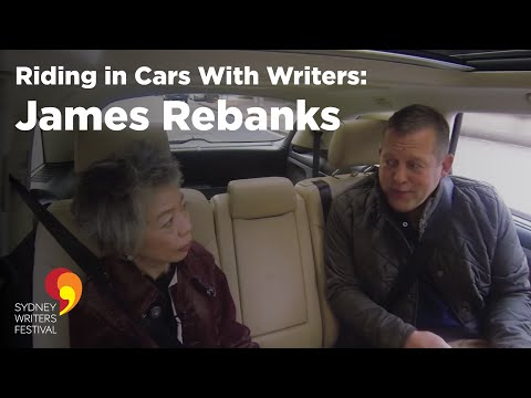 James Rebanks: Riding In Cars With Writers (Director's Cut)   Sydney Writers' Festival