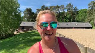 60 seconds with Gemma Tattersall #RidersConnected