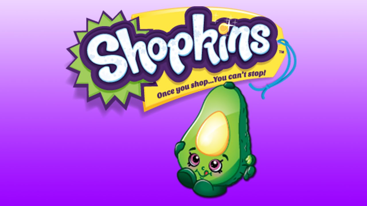 Dippy Avocado Gets In Shape For The Shopkins Table Tennis Team Youtube