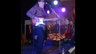 GG Gibson Band, Concert Country-rock/blues.