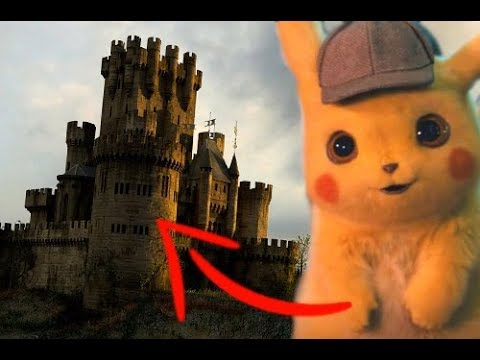 Why Castles Shouldn't Exist in the Detective Pikachu Universe