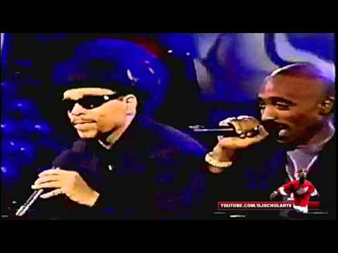 2pac - Live on Saturday Night Special with Ice T (Full Episode) performs