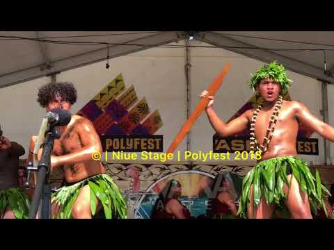 Mangere College Niue Group 2018