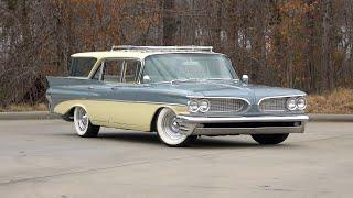 1959 Pontiac Catalina Safari SOLD / 136344