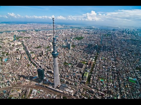 Tokyo Skytree | TOP TOKYO JAPAN CITY TRAVEL GUIDE | VISIT ATTRACTIONS | 東京スカイツリー | PART 6