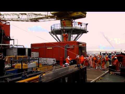 West Africa Offshore Harlem Shake