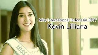 Miss International 2017 / Puteri Indonesia Lingkungan 2017 - Kevin Lilliana