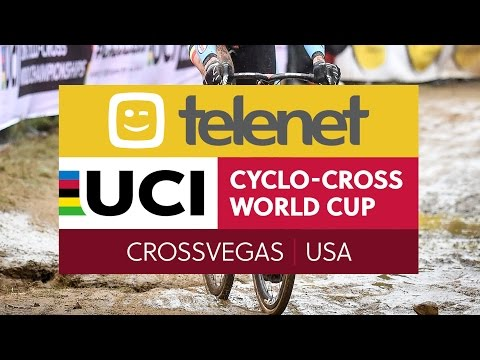 Elite Men's / 2016-17 Telenet UCI Cyclo-cross World Cup – CrossVegas (USA)
