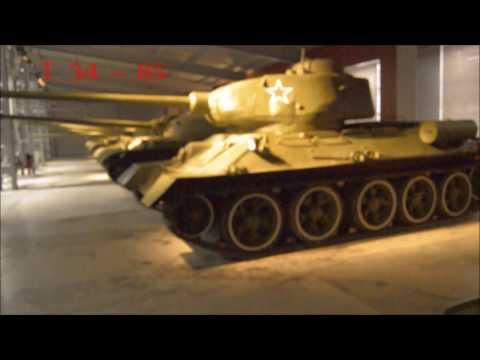 Внутри Танка. ТАНК Т-34 76 КРАТКИЙ ОБЗОР. Музей бронетанковой техники. Часть 1.