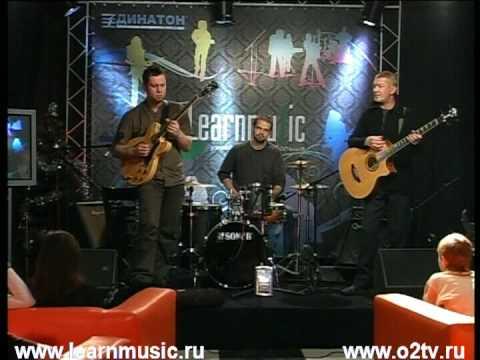 Михаил Лисов ч. 5 Learnmusic 11 января 2009