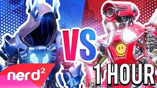 Apex Legends vs Fortnite Rap Battle w/ FabvL   #NerdOut [1 Hour Version]
