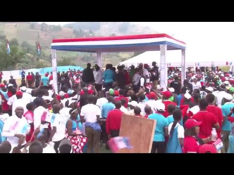RPF Presidential Campaign | Nyabihu, 26 July 2017