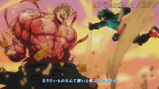 Boku No Hero Academia Season 3 [AMV] - Best Of Me ᴴᴰ