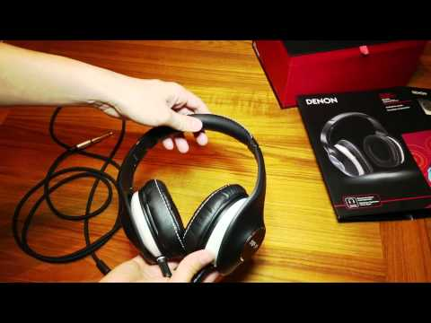 ► Denon AH-D600 Headphones Review 🎧