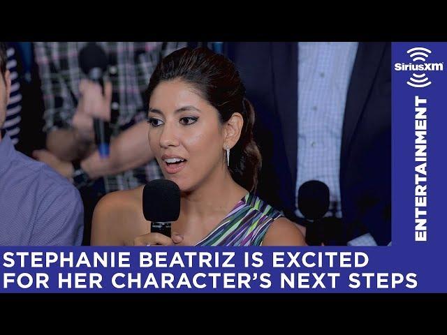 Stephanie Beatriz on Brooklyn Nine-Nine representing bisexuality