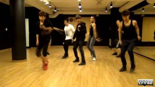 100% - Want U Back (dance practice 2) DVhd