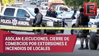 El crimen organizado arrebata la tranquilidad a Cancún