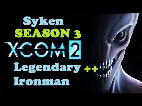 XCOM2 - Legendary++/Ironman - S03, M01 [Gatecrasher]