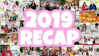 What I Did in 2019!