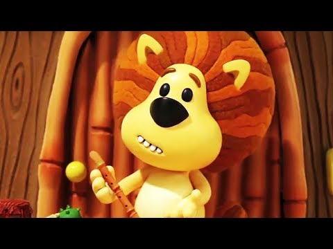 Raa Raa The Noisy Lion | 1 HOUR COMPILATION | Full Episodes | Cartoon For Kids | Kids Movies 🦁
