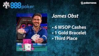 888 Update: WSOP Halfway Mark