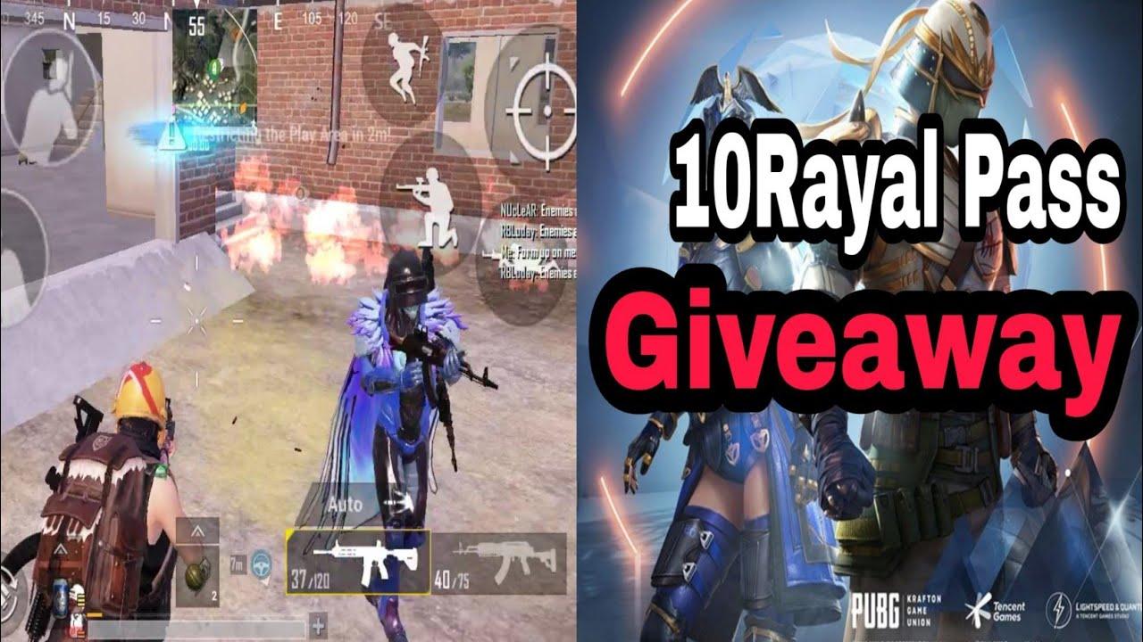 10 Royal pass Giveaway | Conqueror lobby Solo vs squad | Dark king gaming