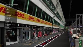 F1 2018 Categoria F4 Gp Singapore