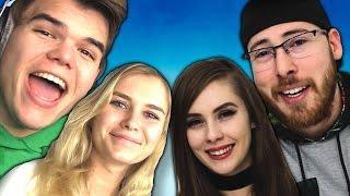 AMERICAN COUPLE vs. EUROPEAN COUPLE! (GTA 5 Funny Moments)