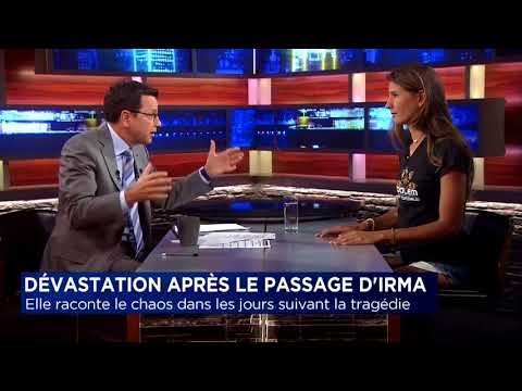 Entrevue Melody Idolem avec Denis Levesque