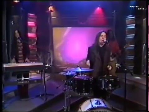 The band Jellyfish on Swedish Television