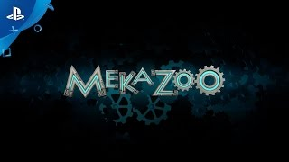 Mekazoo - Official Launch Teaser Trailer | PS4
