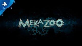 Mekazoo - Official Launch Teaser Trailer | PS4