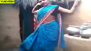 Indian Village bhabhi hot dance video  Village dance video
