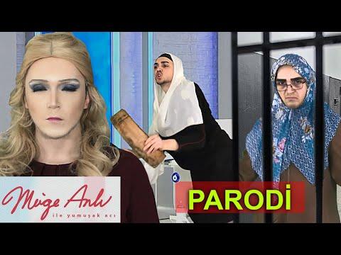 MÜGE ANLI PARODİ   Zeynep Ergül Tutuklandı - Remix Teyze Nerdesin