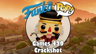 Fortnite Crackshot Funko Pop unboxing (Jeux 429) Walmart exclusif