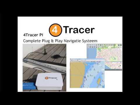 4tracer Raspberry Pi Openplotter OpenCPN