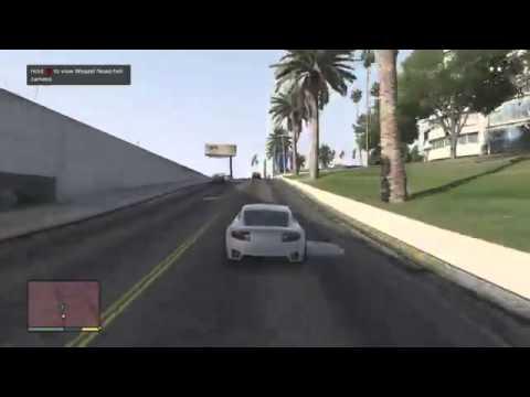 Grand Theft Auto 5 GTA V leaked Gameplay Beta test [Rockstar Games]
