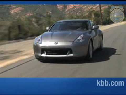 Nissan 370Z Video Review - Kelley Blue Book