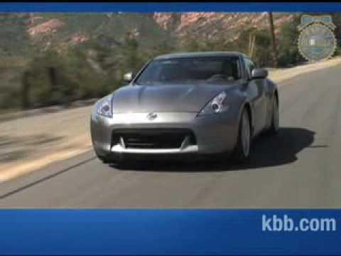 2009 Nissan 370Z Review - Kelley Blue Book