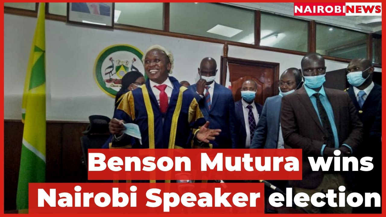 Uhuru man succeeds Elachi as city Speaker