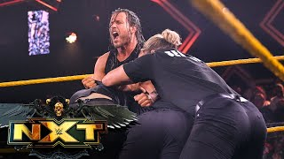 Kyle O'Reilly and Adam Cole set the stage for The Undisputed Finale: WWE NXT, Aug. 10, 2021