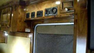 2010 Platinum Coach 4 Horse Trailer with 12' Living Quarters by Outlaw Conversions