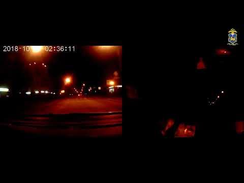 Ночная погоня со стрельбой произошла в Великих Луках