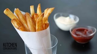 mcdonalds french fries recipe