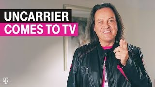 T-Mobile CEO John Legere | We're bringing the Un-carrier to TV by : T-Mobile