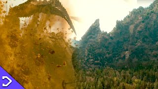 Who Are The NEW MONSTERS In The Trailer!? -  Godzilla: King of the Monsters (2019)