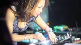 DJ ay claudia at SF 2nd floor kemang